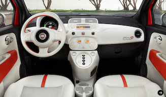 Fiat 500e フィアット500e