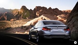 BMW Concept 4 Series Coupe|ビー・エム・ダブリュー 4シリーズ クーペ