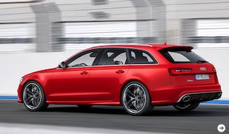 Audi RS6 Avant|アウディ RS6 アバント