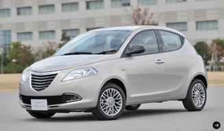 Chrysler Ypsilon|クライスラー イプシロン