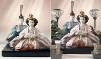 リヤドロ|雛人形 60周年記念モデル 02