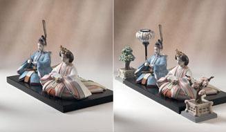 リヤドロ|雛人形 60周年記念モデル 03