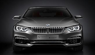 BMW Concept 4 Series Coupe ビー・エム・ダブリュー コンセプト 4シリーズ クーペ