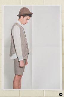 DISCOVERED 2013 SPRING&SUMMER COLLECTION 09