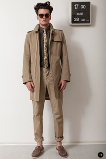 Band Of Outsiders 2013 SPRING&SUMMER COLLECTION 15