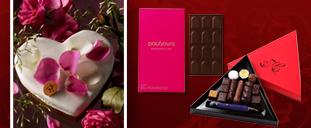 バレンタインをめぐるニュースなチョコレート