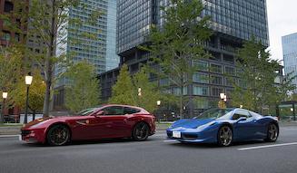 Ferrari 458 Spider & FF|フェラーリ 458 スパイダー & FF