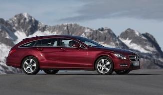Mercedes-Benz CLS Shooting Brake|メルセデス・ベンツ CLS シューティングブレーク