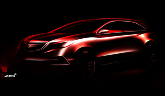 Honda MDX PROTOTYPE|ホンダ MDXプロトタイプ