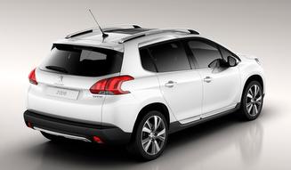Peugeot 2008|プジョー2008