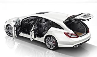 Mercedes-Benz CLS 63 AMG Shooting Brake|メルセデス・ベンツ CLS 63 AMG シューティングブレーク