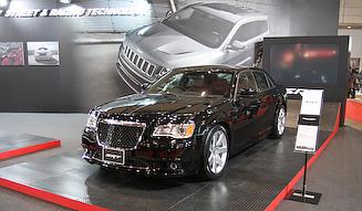 Chrysler 300 SRT8|クライスラー 300 SRT8