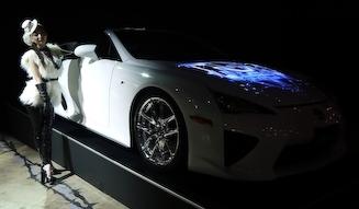 Lexus LFA SPIDER|レクサス LFA スパイダー