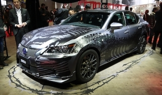 Lexus GS 450h F SPORT|レクサス GS450h Fスポーツ