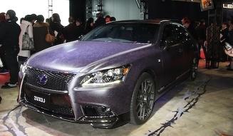Lexus LS 600h F SPORT|レクサス LS600h Fスポーツ