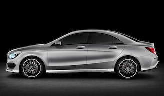 Mercedes-Benz CLA 250 Edition 1 メルセデス・ベンツ CLA250 エディション1