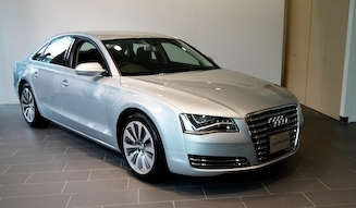 Audi A8 hybrid|アウディ A8 ハイブリッド