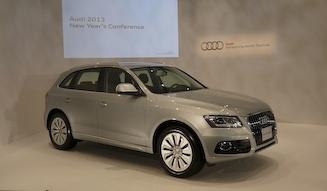 Audi Q5 hybrid|アウディ Q5 ハイブリッド