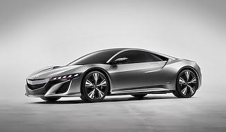 Acura NSX Concept|アキュラ NSX コンセプト