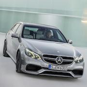 今度のE 63 AMGは、パワーアップに対応した4WDを採用|Mercedes-Benz