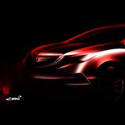 ふたつのSUVコンセプトを発表|Honda