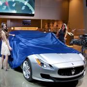 新型クアトロポルテ、デトロイトショーでワールドプレミア|Maserati