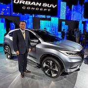 デトロイト現地リポート|Honda