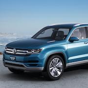 フォルクスワーゲンのディーゼルPHEV SUVコンセプト|Volkswagen