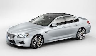BMW M6 Gran Coupe ビー・エム・ダブリュー M6 グランクーペ