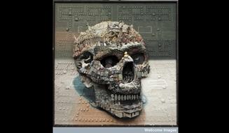 ART FILE 06|「DEATH: A self-portrait」 02