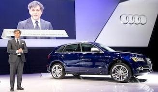 Audi SQ5 アウディ SQ5