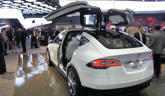 Tesla Model X|テスラ モデル X