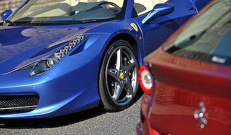 Ferrari 458 Spider & FF|フェラーリ 458スパイダー & FF
