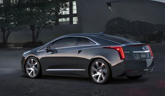 Cadillac ELR|キャデラック ELR