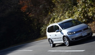 Volkswagen Cross Touran|フォルクスワーゲン クロストゥーラン