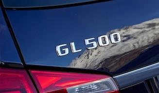 Mercedes-Benz GL 500 4MATIC BlueEFFICIENCY メルセデス・ベンツ GL 500 4マチック ブルーエフィシエンシー