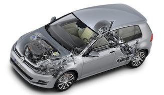 Volkswagen Golf 4MOTION フォルクスワーゲン ゴルフ 4モーション