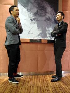 阪急メンズ大阪|バイヤー対談 02