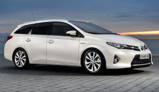 Toyota Auris Touring Sports|トヨタ オーリス ツーリング スポーツ