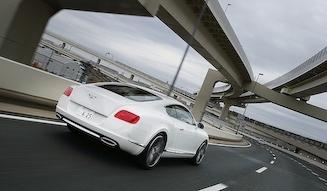Bentley Continental GT Speed|ベントレー コンチネンタルGTスピード