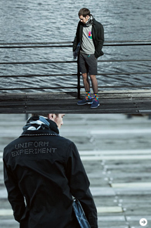 uniform experiment|2013 SPRING&SUMMER COLLECTION 02