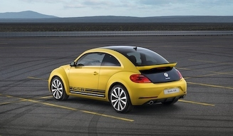 Volkswagen The Beetle GSR フォルクスワーゲン ザ・ビートル GSR