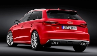 Audi S3 Sportback |アウディ S3 スポーツバック