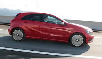 Mercedes-Benz A 180 BlueEFFICIENCY|メルセデス・ベンツ A 180 ブルーエフィシェンシー