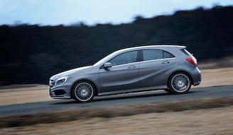Mercedes-Benz A 180 BlueEFFICIENCY Sports|メルセデス・ベンツ A 180 ブルーエフィシェンシー スポーツ
