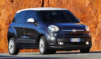Fiat 500L フィアット 500L