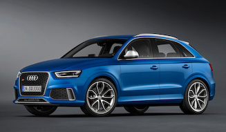 Audi RS Q3|アウディ RS Q3