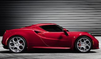 Alfa Romeo 4C|アルファ ロメオ 4C