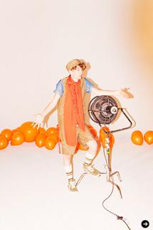 HUM & RAWER 2013春夏コレクション 04