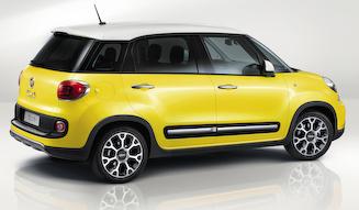 Fiat 500L Trekking|フィアット 500L トレッキング